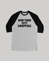 NYC Choppers Baseball Shirt
