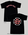 NYC Choppers Choppers Rule Short Sleeve T-Shirt