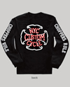 NYC Custom Cycle Choppers Rule Long Sleeves Shirt
