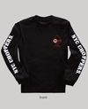 NYC Choppers Spade Long Sleeves Shirt