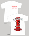 NYC Choppers Lucky 13 Short Sleeve T-Shirt