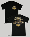 NYC Choppers Knucklehead & Hot Rod Short Sleeve T-Shirt