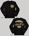 NYC Choppers Knucklehead & Hot Rod Long Sleeves Shirt