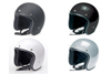 Open Face Gloss or Flat Helmets by Billtwell