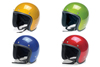 Open Face Metal Flake Helmets by Billtwell