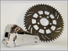 Rear Sprocket Brake Kit